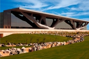 Qatar National Convention Centre Gets Ready To Host One Of The Largest Conferences In The World